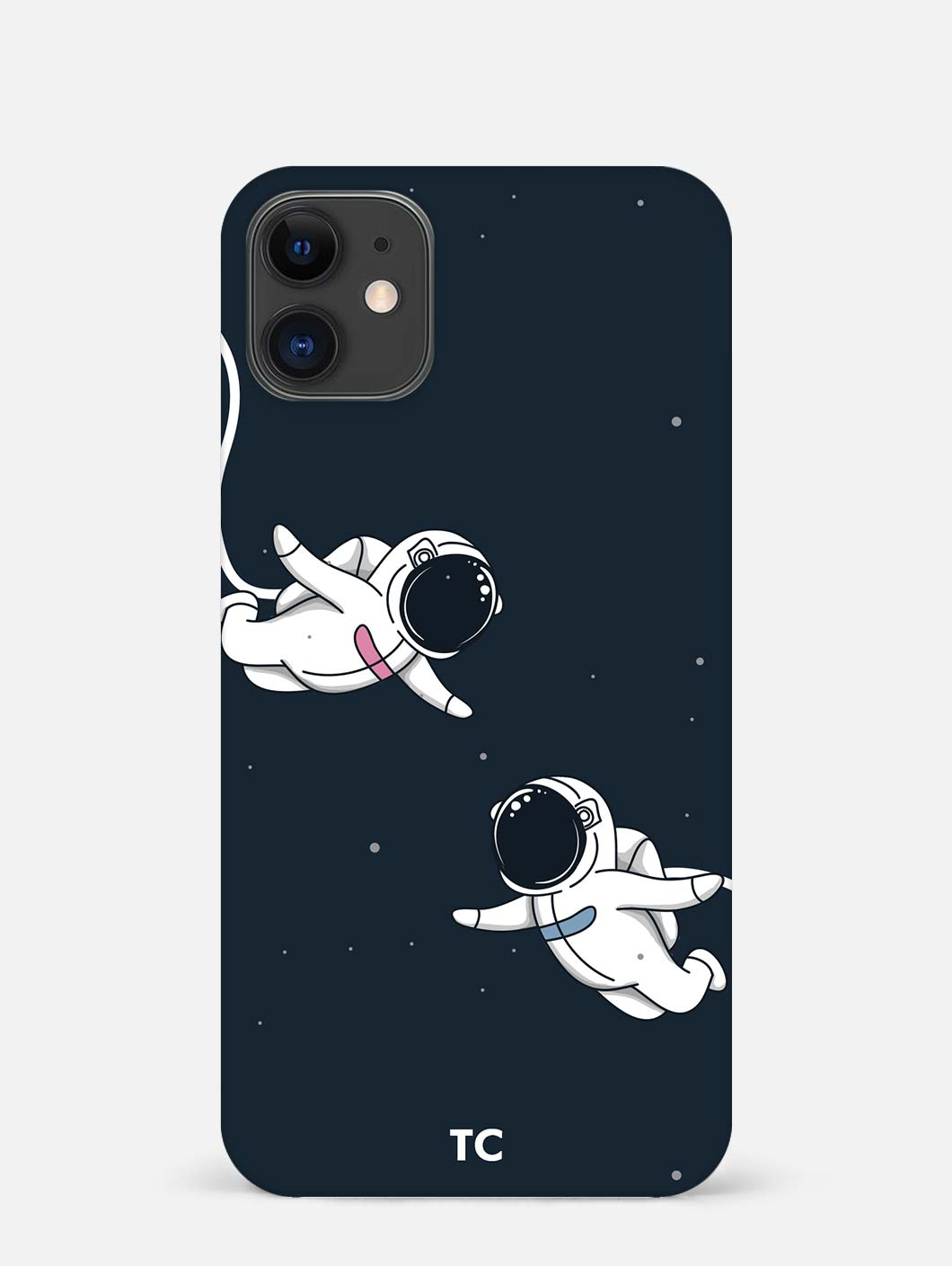 Space Love iPhone 12 Mini Mobile Cover