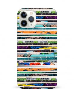 Comic Stack iPhone 11 Pro Max Mobile Cover