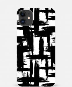 Monochrome iPhone 12 Mini Mobile Cover
