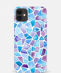 Mosaic Pattern iPhone 12 Mini Mobile Cover
