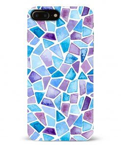 Mosaic Pattern iPhone 8 Plus Mobile Cover