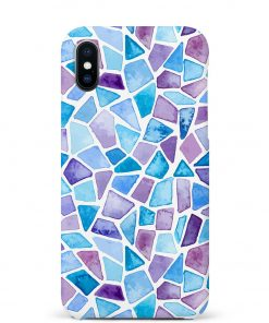 Mosaic Pattern iPhone Xs Max Mobile Cover