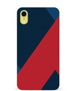 Shapes iPhone XR Mobile Cover