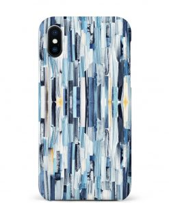 Teal Color iPhone Xs Max Mobile Cover