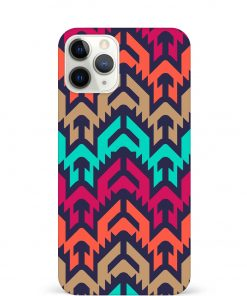 Mixed Colors iPhone 11 Pro Max Mobile Cover