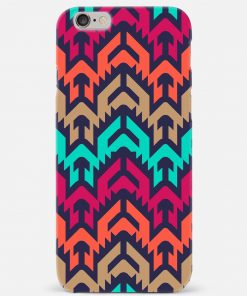 Mixed Colors iPhone 6s Plus Mobile Cover