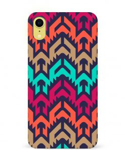Mixed Colors iPhone XR Mobile Cover