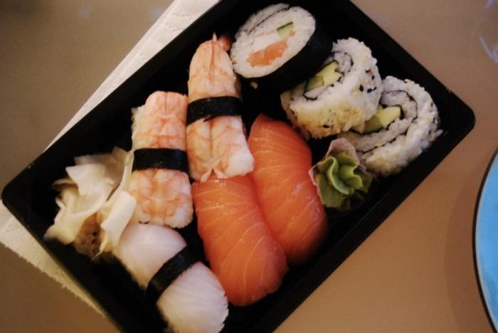 sushi örebro
