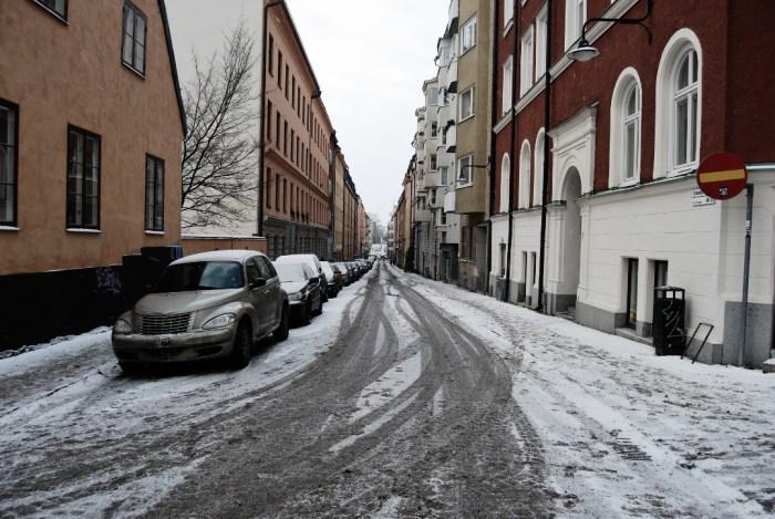 slushy stockholm