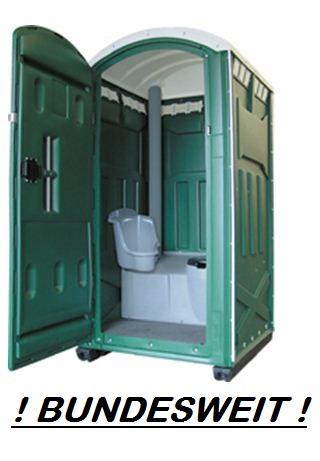 Toilettenmietservice Büscher