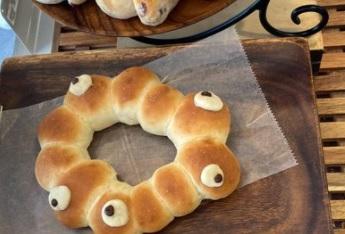 ブーランジェリーバースのいのちの輝きくんパン