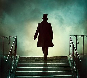 victorian-man-walking-up-steps