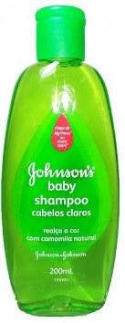 Resultado de imagem para johnsons baby verde