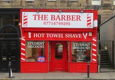The Barber Robert Rufino