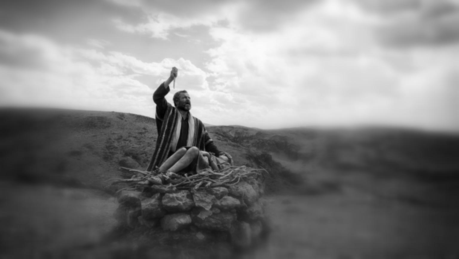 O exemplo de Abraão