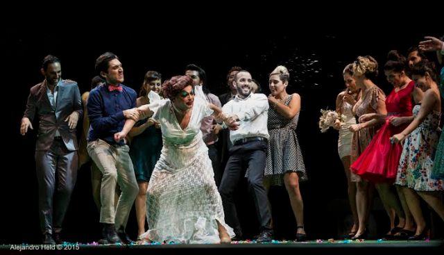 Opera 'Platée', de Rameau
