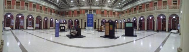 Exposición Teatro UC