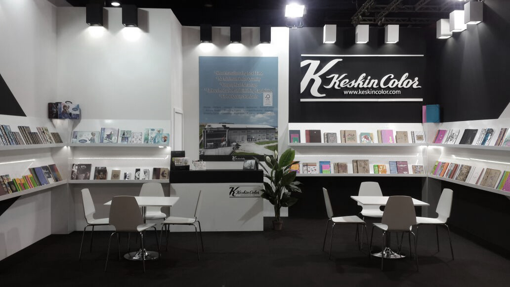 Exhibition stand Design and Construction in Germany