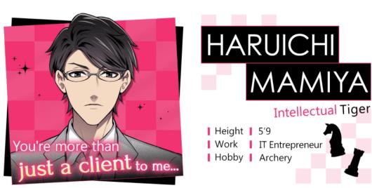 Haruichi Mamiya
