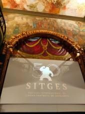 El precioso Cine Prado en Sitges