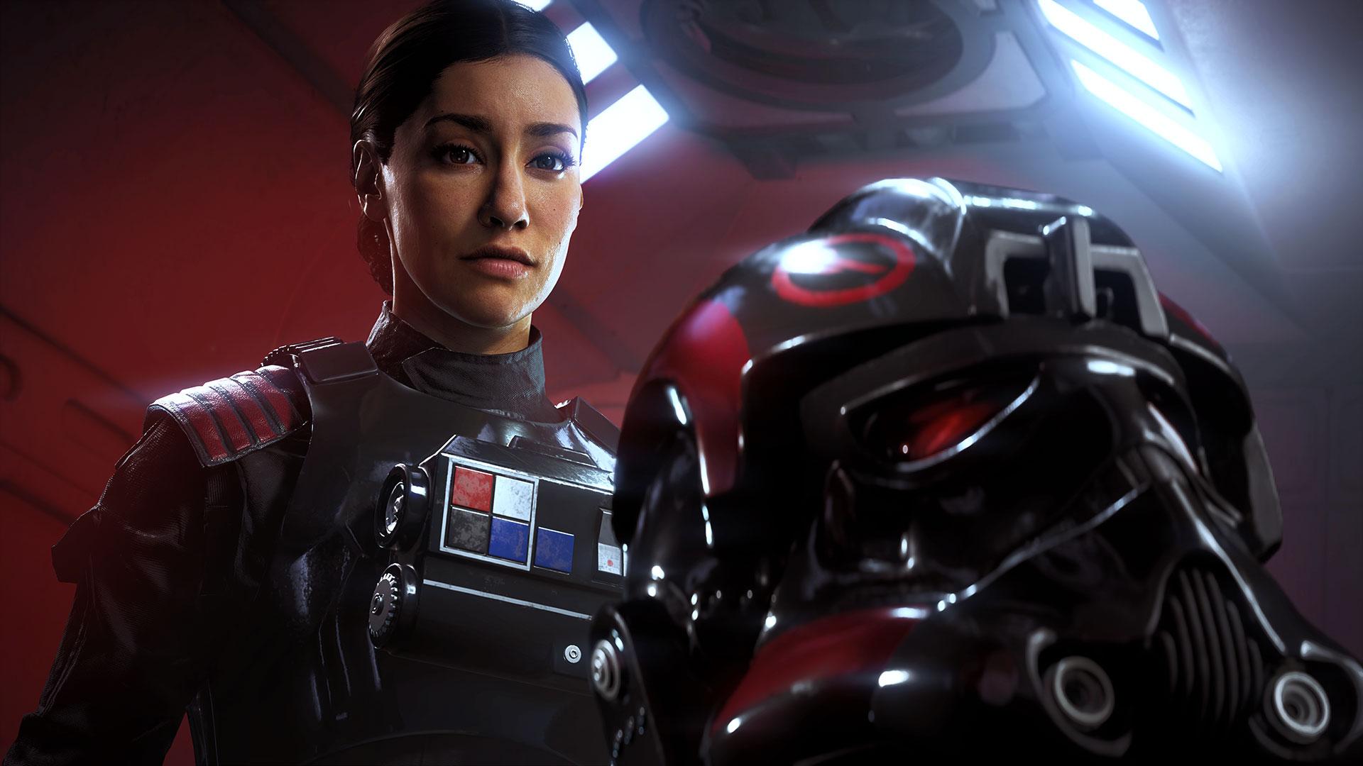 Star wars Iden Versio Suicide Squad Battlefron 2