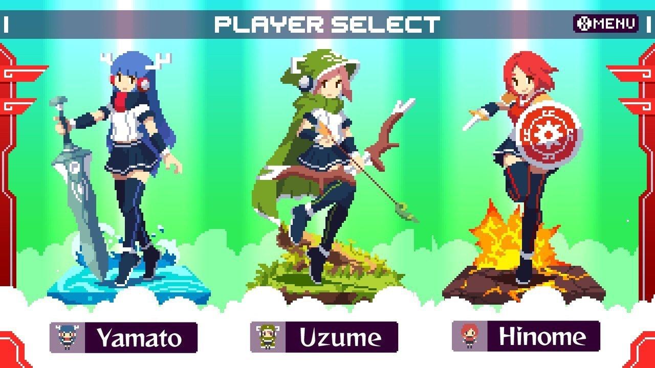 kamiko-characters