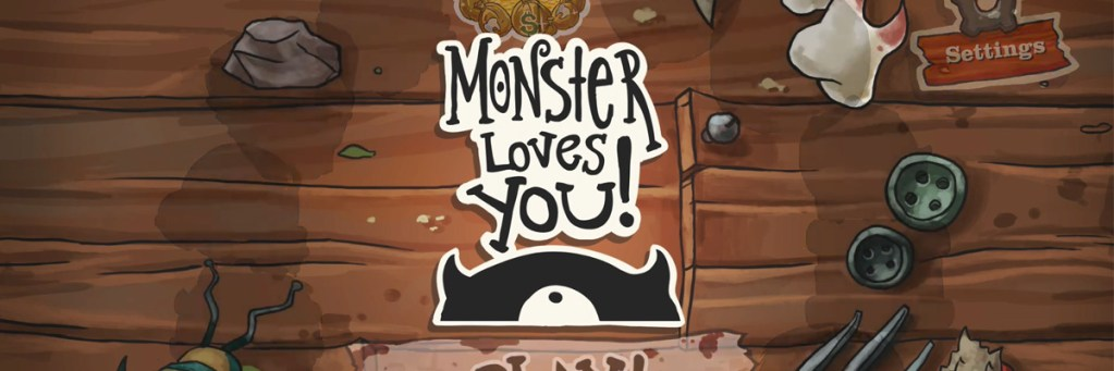 Monster Loves You! cabecera
