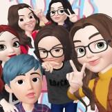 Nix, FriKitty, Hayrune, Viridis, Naitmarr y LadyGenya