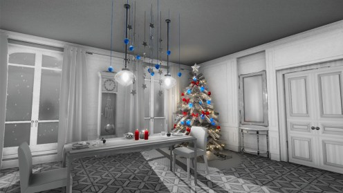 ¡Navidad, Navidad, blanca Navidad!
