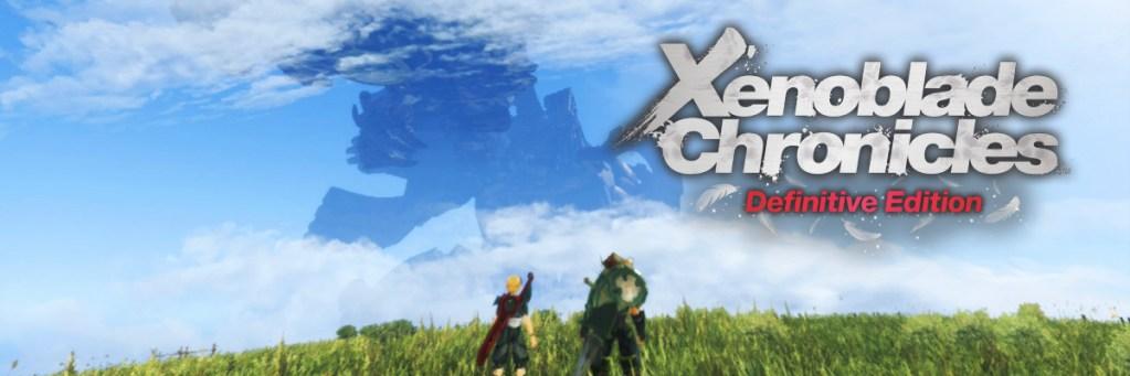 Xenoblade Chronicles DE