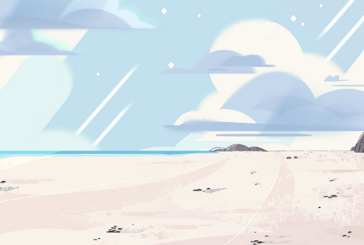 Playa de Steven Universe