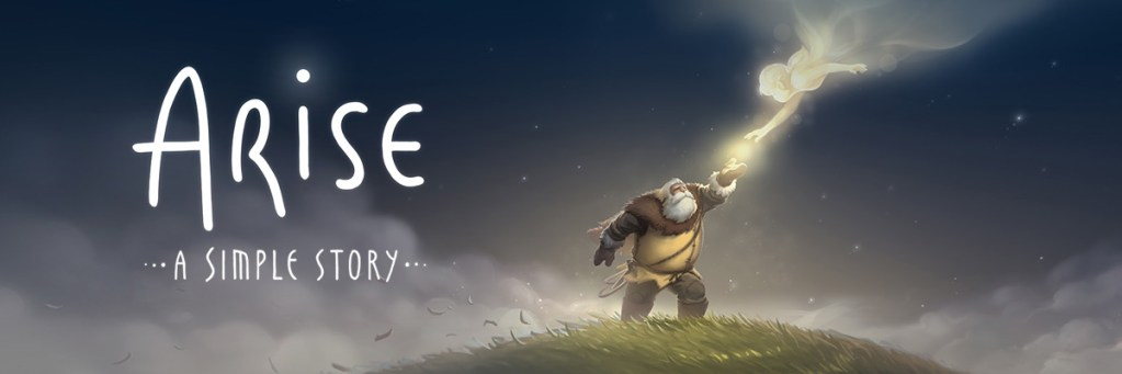 Banner Arise A Simple Story