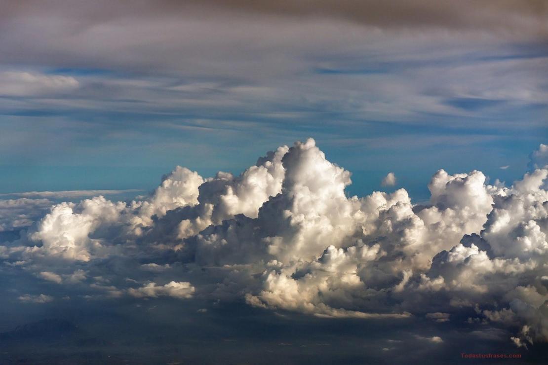 Fondos de pantalla de nubes