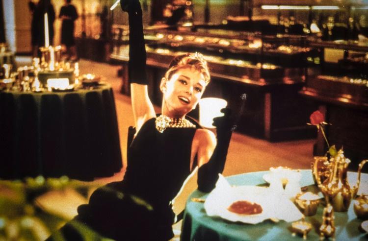 Plano de la casa de Audry Hepburn en Desayuno con diamantes