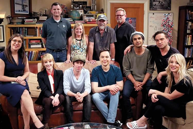 Plano de las casas de The Big Bang Theory