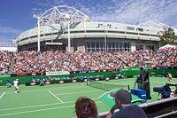 全豪オープンテニス2017