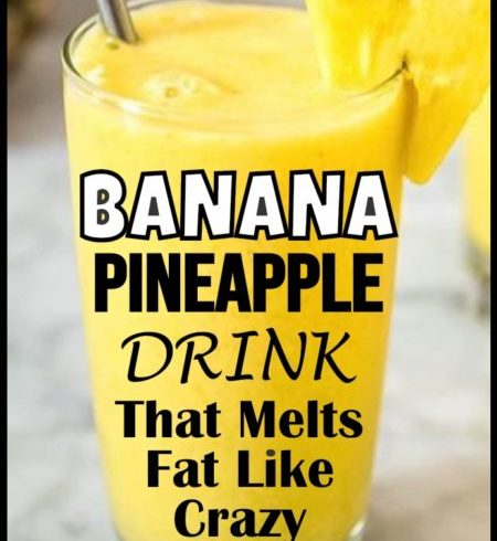 amazing-banana-pineapple-drink-to-burn-all-fat