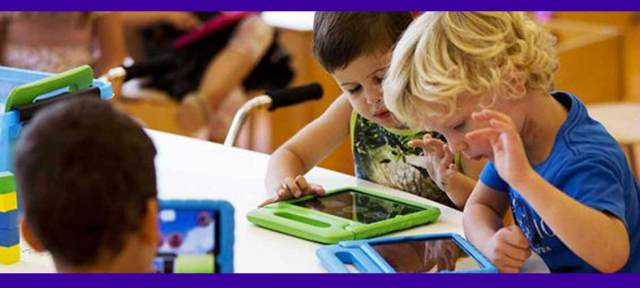 децата в дигиталния свят