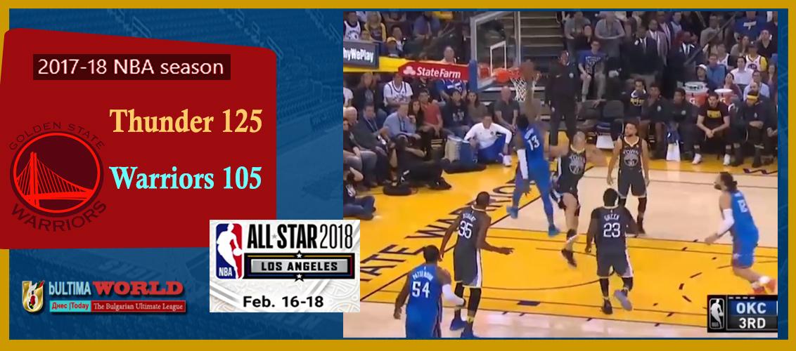 Warriors NBA