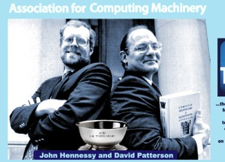 ohn Hennessy and David Patterson