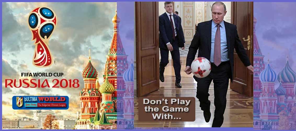 Putin FIFA World Cup 2018