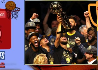 GSW - We are the Champions