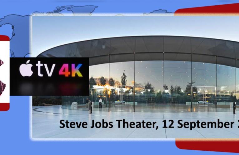 Apple 12 September 2018