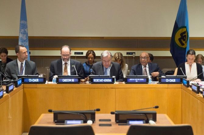 The 9th Biennial CARICOM-UN General Meeting