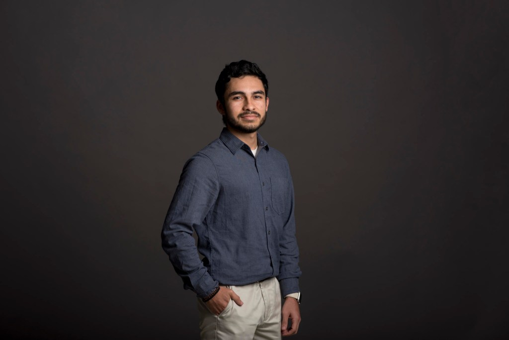 Portrait of Juan Lombera