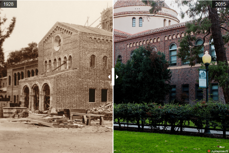 "Picture taken from ""Chico State: Now and Then"" article by Ernesto Rivera, Public Affairs Intern."