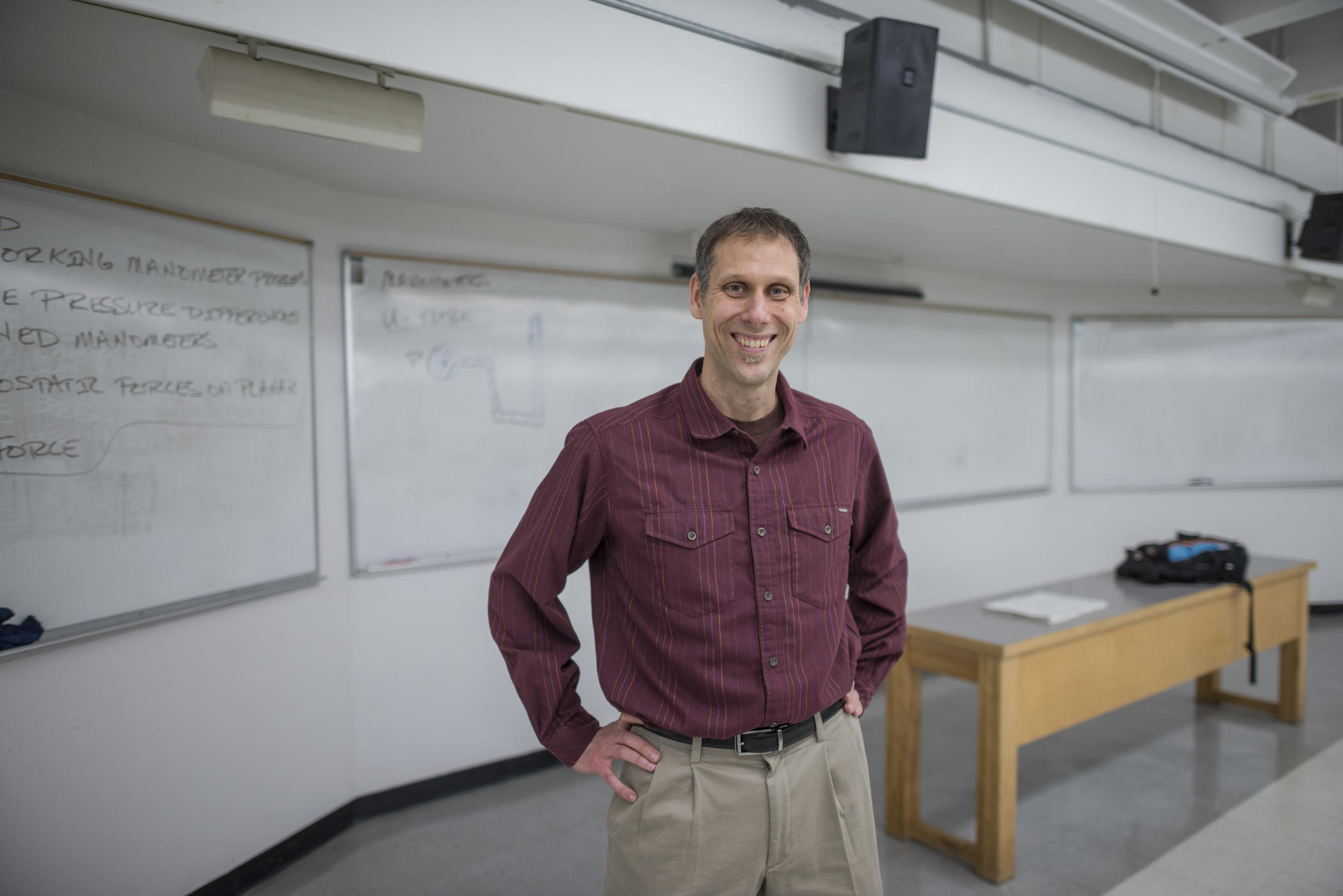 civil engineering department chair steffen mehl