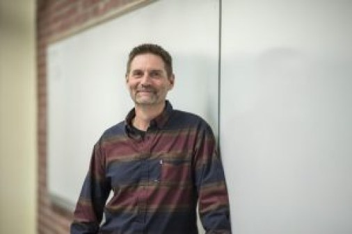 """My teaching philosophy is to provide my students with opportunities to better themselves inside and outside the classroom,"" said Alan Bond, College of Engineering, Construction and Computer Science, this year's recipient of CSU, Chico's Outstanding Lecturer Award."