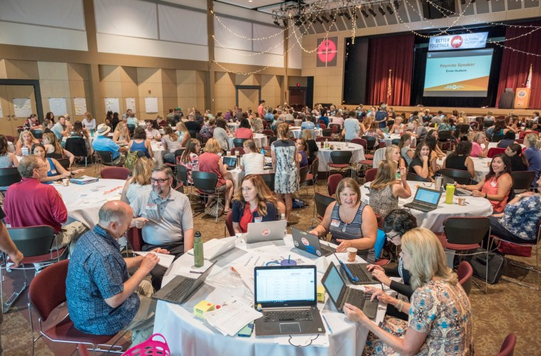Chico State will host the fourth annual Better Together: California Teachers Summit on Friday, July 27. More than 30 campuses from around the state will host its own local summit, which is free and open to all California preK-12 teachers, teacher candidates, school administrators, and other educators.