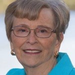 Portrait of Mary Jensen.